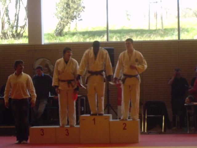 Judo-Club du Poiré-sur-Vie - Championnat de vendée du 17 Mars 2013 - Podium