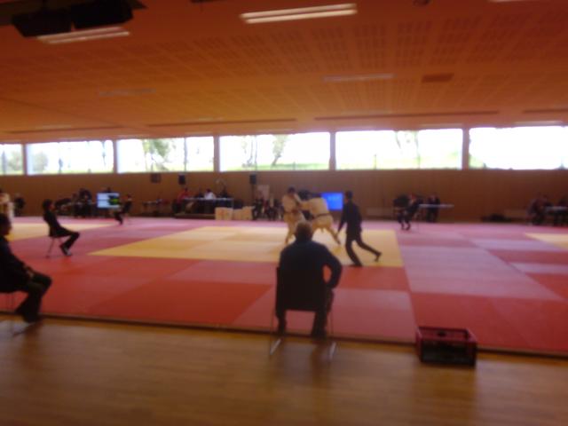 Judo-Club du Poiré-sur-Vie - Championnat de vendée du 17 Mars 2013 - Combat
