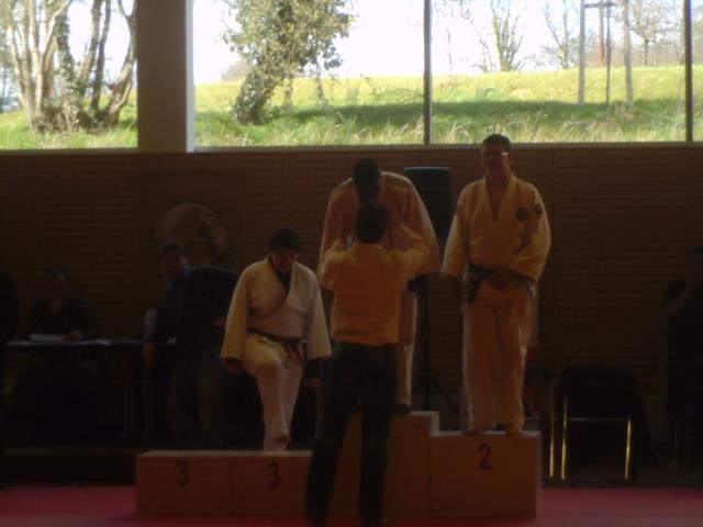 Judo-Club du Poiré-sur-Vie - Championnat de vendée du 17 Mars 2013 - Remise des prix