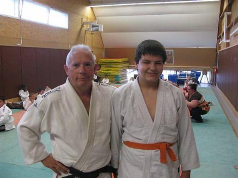 Donovan : Champion de Judo du Poiré sur vie