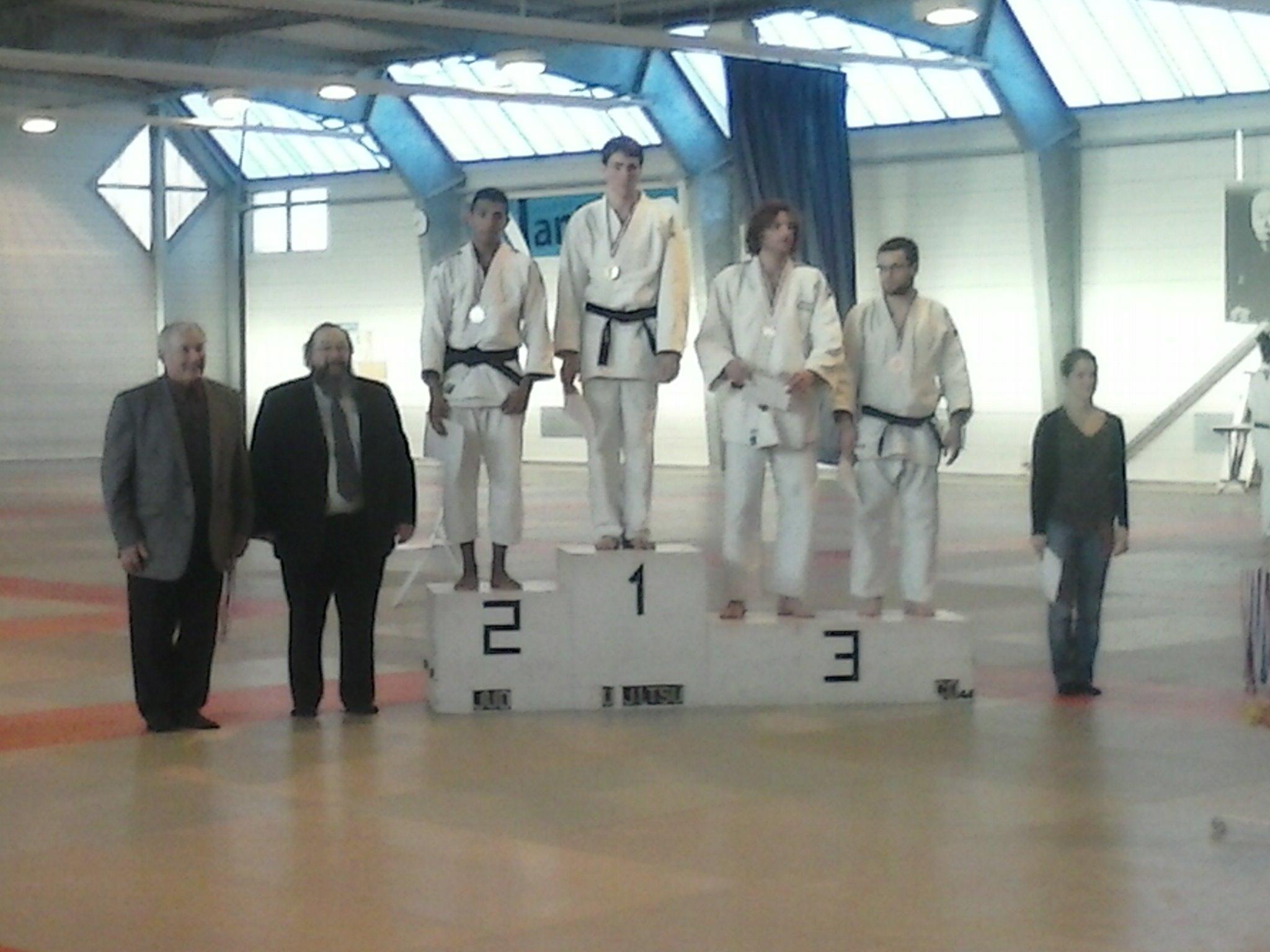 Judo-Club Le Poiré sur Vie Vendée 85 - Championnat Loir Atlantique Nantes 44 2013