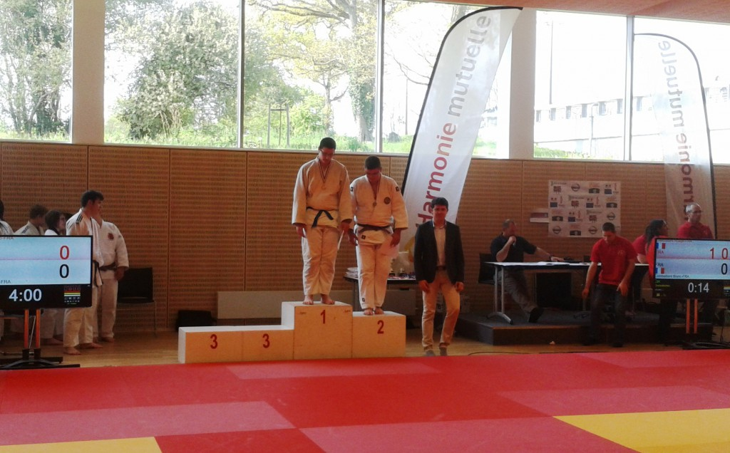 Coupe Vendee Cadet - Arnaud Christopher 2014-04-12